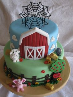 Planning a Charlotte's Web birthday party for Lydia