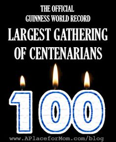 What do you get with over 4,000 years of experience in one gathering? The wisdom, smiles and jubilation of 40 centenarians who have achieved the world record for the largest gathering of centenarians.  100 years of living—witnessing WW II, The Great Depression, Vietnam along with the evolution of technology, popular culture transportation, and more—is quite impressive when you think about what people who live exceptionally long lives have seen. Those expressive and knowing eyes behind the…