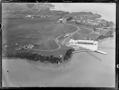 Royal New Zealand Air Force base, Hobsonville Nz History, Flying Boat, Air Force Bases, Auckland, Armed Forces, Ww2, New Zealand, Planes, Boats