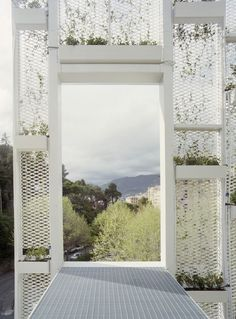 Green Facade by gosplan