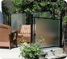 Royal Glass/ Aluminum Railing| Fence-All