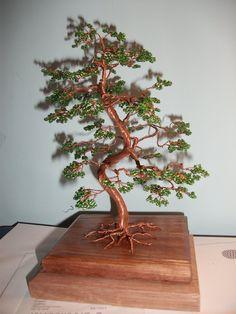 Wire Tree by NoriAnum
