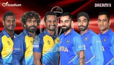 Sri Lanka and India will lock horns in the 44th match of the ICC Cricket World Cup 2019 on July 6 at the Headingley, Leeds. Keep reading to find out Dream 11 fantasy cricket tips and SL vs IND Dream 11 team Match 44. For one last time, the Sri Lankans will take the ground […] Cricket Tips, Icc Cricket, Cricket Match, Sri Lankans, One Day Match, India Match, Live Matches, Cricket World Cup, Old Trafford