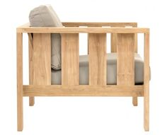 Linea Armchair - Furniture | Weylandts Weylandts, Beautiful Interiors, Outdoor Furniture, Outdoor Decor, Armchair, Bench, Cottage, Room, Inspiration