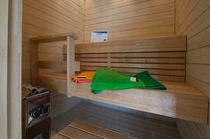 Lantti-talon sauna. Bunk Beds, Furniture, Home Decor, Decoration Home, Double Bunk Beds, Room Decor, Home Furnishings, Bunk Bed, Arredamento