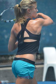 eugenie bouchard #tennis #WTA