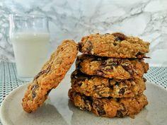 Best Ever Bakery-Style Oatmeal Raisin Cookies