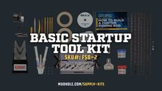 Get this complete rod building supply & tool kit for everything you need to start building your own custom fishing rods! Shop the Basic Start-Up Suppl. Custom Fishing Rods, Fishing Hole, Fishing Rods And Reels, Rod And Reel, Fishing Tips, Rod Building Supplies, Fish Information, Sharp Objects, Slip And Fall