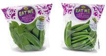 Nieuwe EAT ME peulen & sugar snaps zakjes Vegetable Packaging, Fruits And Vegetables, Celery, Green Beans, Packing, Food, Bag Packaging, Fruits And Veggies, Essen