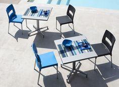 $2437zł Stół Metropolis Deco Wave chrom, Scab Design   Tables ...