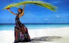 Girls Beach Fashion Girl Beautiful Blue Dress Model Wallpaper with ...1920 x 1200945.7KBwww.wallsave.com