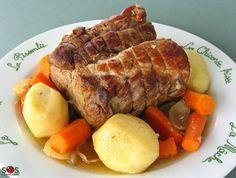 SOSCuisine: Rôti de porc braisé aux légumes