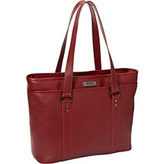 Kenneth Cole Reaction A Majority Tote - EXCLUSIVE - Red - via eBags.com!