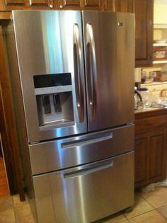 My New Maytag Appliances