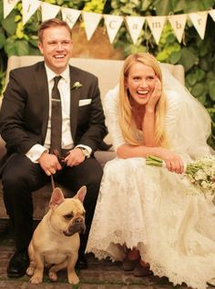 Dog as part of an outdoor wedding. Jimmy Bishop from Gideon Photo St. George, Utah