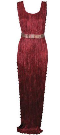 Dress Mariano Fortuny 1stdibs.com