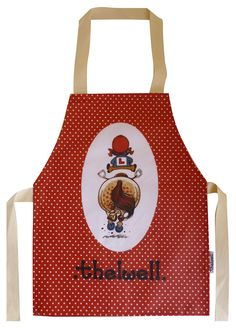 Thelwell Learner Pony Rider Apron by Shreds