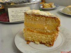 Torta rellena  de maracuya