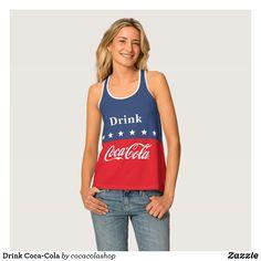 c0b35b07d84546 Drink Coca-Cola Tank Top Pepsi