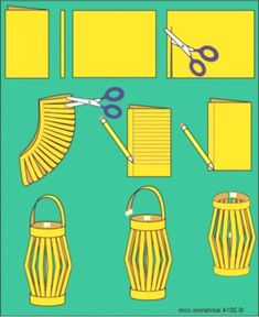 China tinker with children chinese lantern instructions - Basteln - Chinese New Year Dragon, Chinese New Year Party, Chinese New Year Design, Chinese New Year Decorations, Chinese New Year Crafts, Chinese New Year Traditions, Chinese New Year Activities, New Year's Crafts, July Crafts