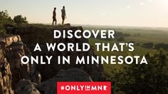 Explore Minnesota to find great events, activities and destinations #OnlyinMN