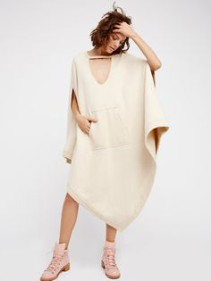 Holy Moly Poncho from Free People!