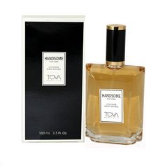 Tova Handsome Cologne by Tova Beverly Hills 3.3oz Cologne spray for Men