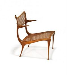 Dan Johnson Gazelle Lounge Chair