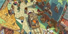 Level5 RPG Fantasy Life coming to 3DS -  Level-5's Fantasy Life will be released in North America for the 3DS, a Nintendo representative announced today. After creating their own avatars, players can set out to save the