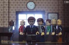 """Manners... maketh... man. Do you know what that means? Then let me teach you a lesson."" - Harry Hart  #legolunatics #legominifigures #lego #legophotography #legographerid #bricknetwork #bricksinfocus #minifiguresbigworld #minifigures #minifigure #diorama #toy #toycrewbuddies #instalego #toysphotogram #legotography #toyartistrylego #toyspotcollector #toyslagram_lego #legography #toys #toygroup_alliance #nikond90 #TopToyPhotos_lego #brickcentral #brickpichub #photography #kingsman…"