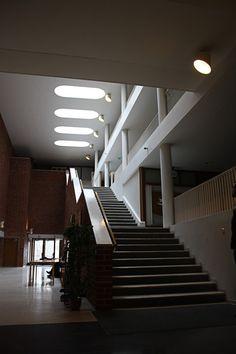 Jyväskylä University / Alvar Aalto