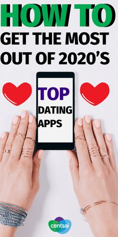Looking for love online? Take a look at 2020's top dating apps to find out which are worth your time, as well as your money. #CentSai #datingapps #datingappstips #2020 #relationship Top Dating Apps, Dating Tips, Serious Relationship, Relationship Tips, College Loans, Love Tips, Looking For Love, Up And Running, Finance Tips