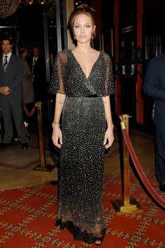Angelina Jolie in Reem Acra