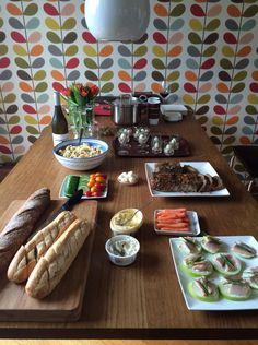 Paas ( voorjaars )buffet