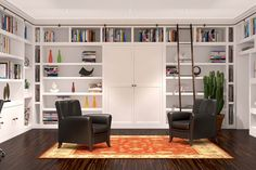 #wallbed #murphybed #spareroom #guests #sleepover #custom #cabinetry #interiordesign #homedecor #organization