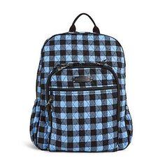 Vera Bradley Campus Backpack #LavaHot http://www.lavahotdeals.com/us/cheap/vera-bradley-campus-backpack/128782