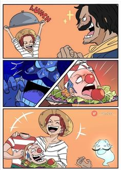 The best place to find One Piece memes! We celebrate the comedic and casual side of the One Piece series. One Piece Manga, One Piece Meme, One Piece Comic, One Piece Crew, One Piece Series, One Piece Funny, One Piece Drawing, Zoro One Piece, One Piece World