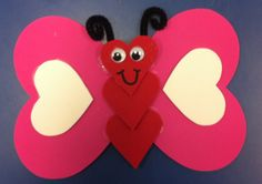 Youth Services Valentine's Craft