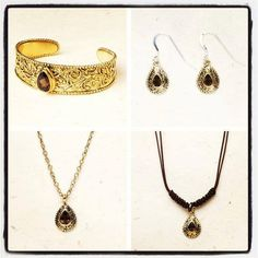 Wonderful four piece grouping of jewelry by Sara Blaine for Willow House at a great bargain. Designer priced at $351 you can get all 4 pieces today for $79. http://suzannebagley.jewelry.willowhouse.com/product.aspx?zpid=7088 Think HOLIDAYS ~ so many fab little gifts to open. HURRY DEAL IS DONE AT MIDNIGHT TONIGHT!