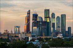 Moscow Russia Skyline | Moscow skyline