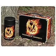 Hunger Games Movie Mockingjay Lunch Box With Drinking Cup -   Whether youre packing your lunch for recess or work break, theres no better way to safeguard your provisions from prying hands than with this handy and, more importantly, awesome looking Hunger Games Movie Mockingjay Lunch Box With Drinking Cup. Like the title says, you not only...