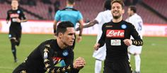Napoli-Fiorentina 1-0. Callejon porta gli azzurri in semifinale di Coppa Italia