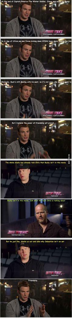 Chris... :D