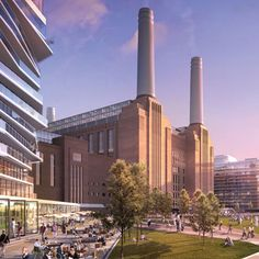 Battersea Power station redevelopment...I think this place is very, very special