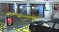Park Plus Inc. AGV systems for High Density Parking