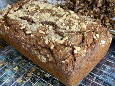 Moist on the inside, crunchy on the outside, overall = perfection! At only $0.27 a slice, this vegan banana oat bread to bound to make you say YUMMY!