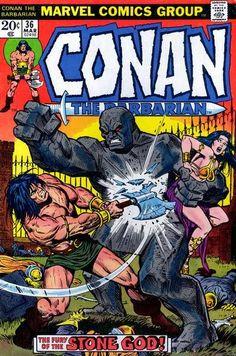Conan the Barbarian #36.