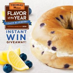 Thomas Bagel Instant Win Game