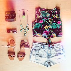 Perfect Summer Outfit *-------*