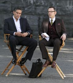 jim caviezel person of interest - awesome duo!